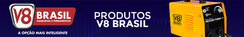 Produtos V8 Brasil - Maxifer
